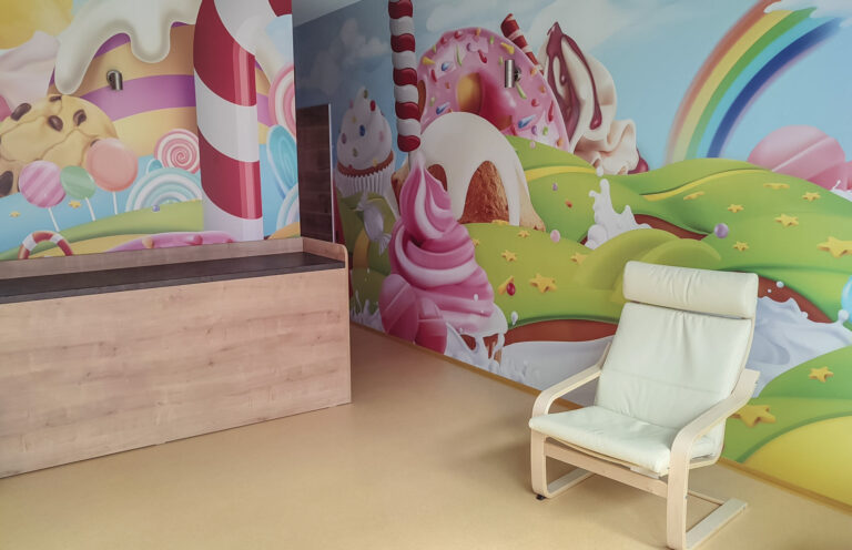 Facilities for parents with children
